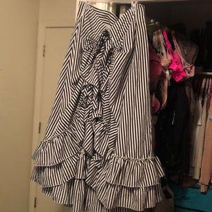 dress like a pirate Skirts - Victorian skirt